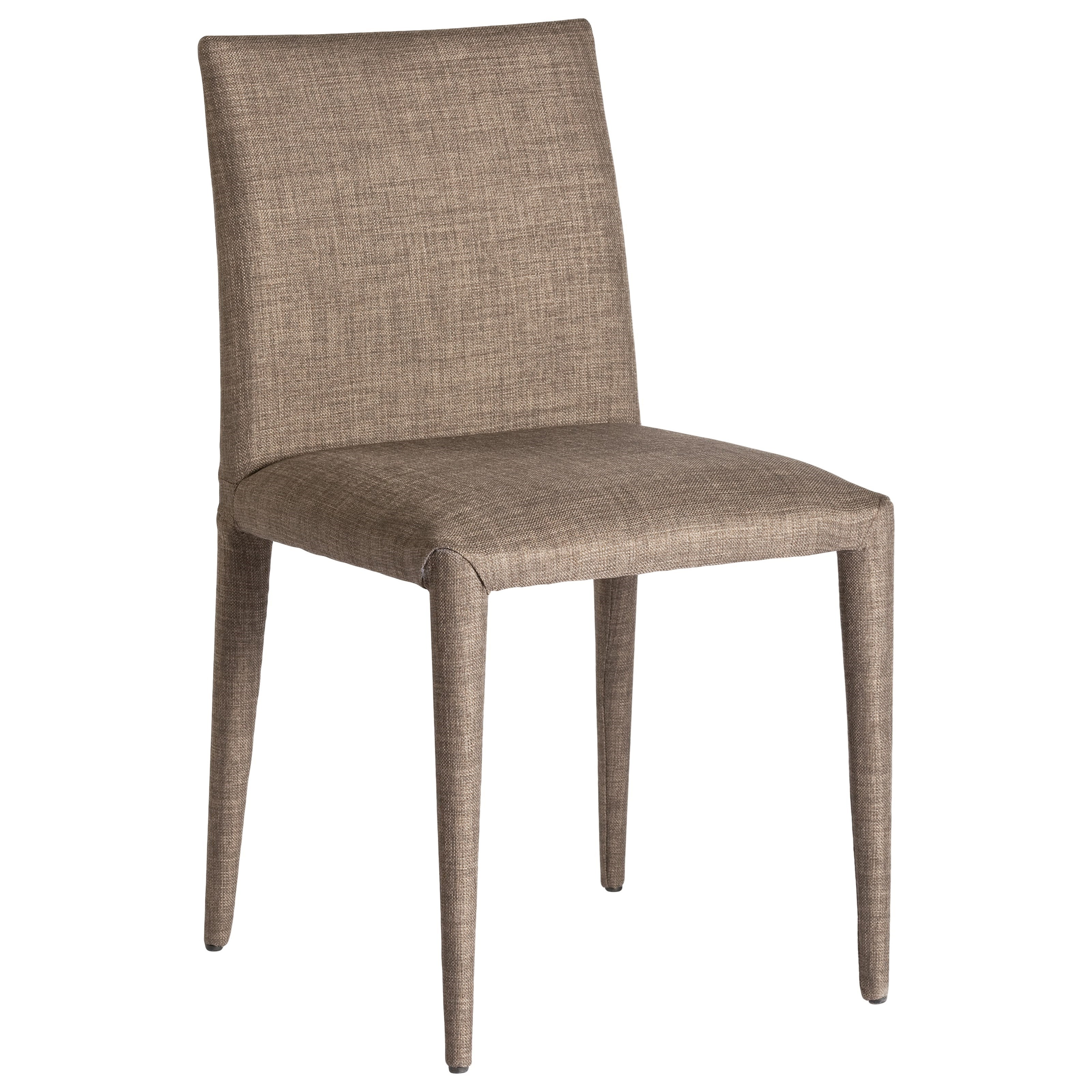 Pari Dining Chair Cappuccino by Moe's Home Collection at Stoney Creek Furniture