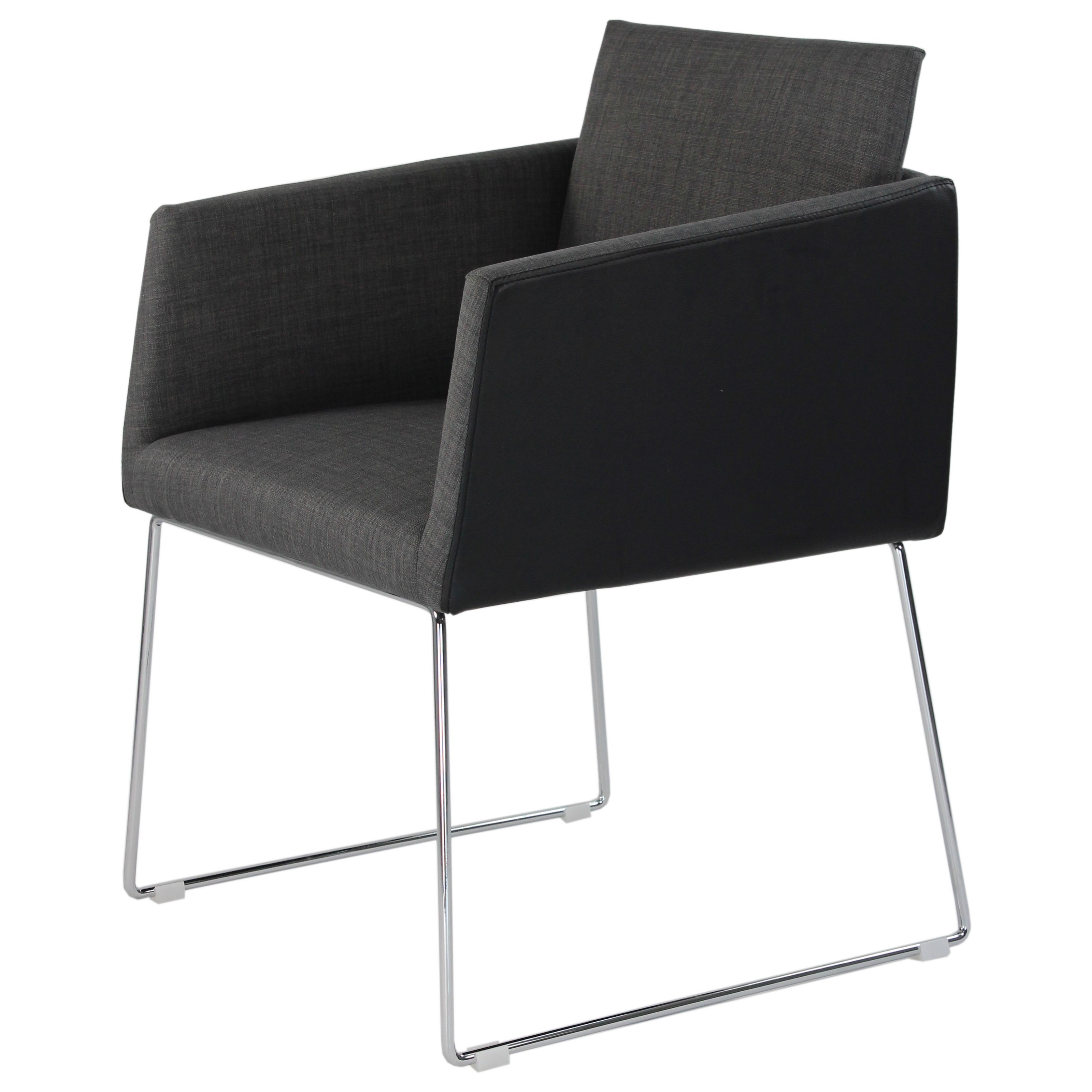 Park Arm Chair Black by Moe's Home Collection at Stoney Creek Furniture