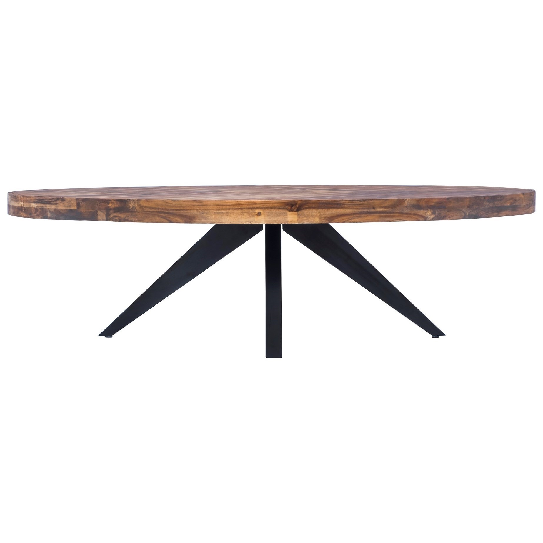Parq Oval Coffee Table by Moe's Home Collection at Stoney Creek Furniture