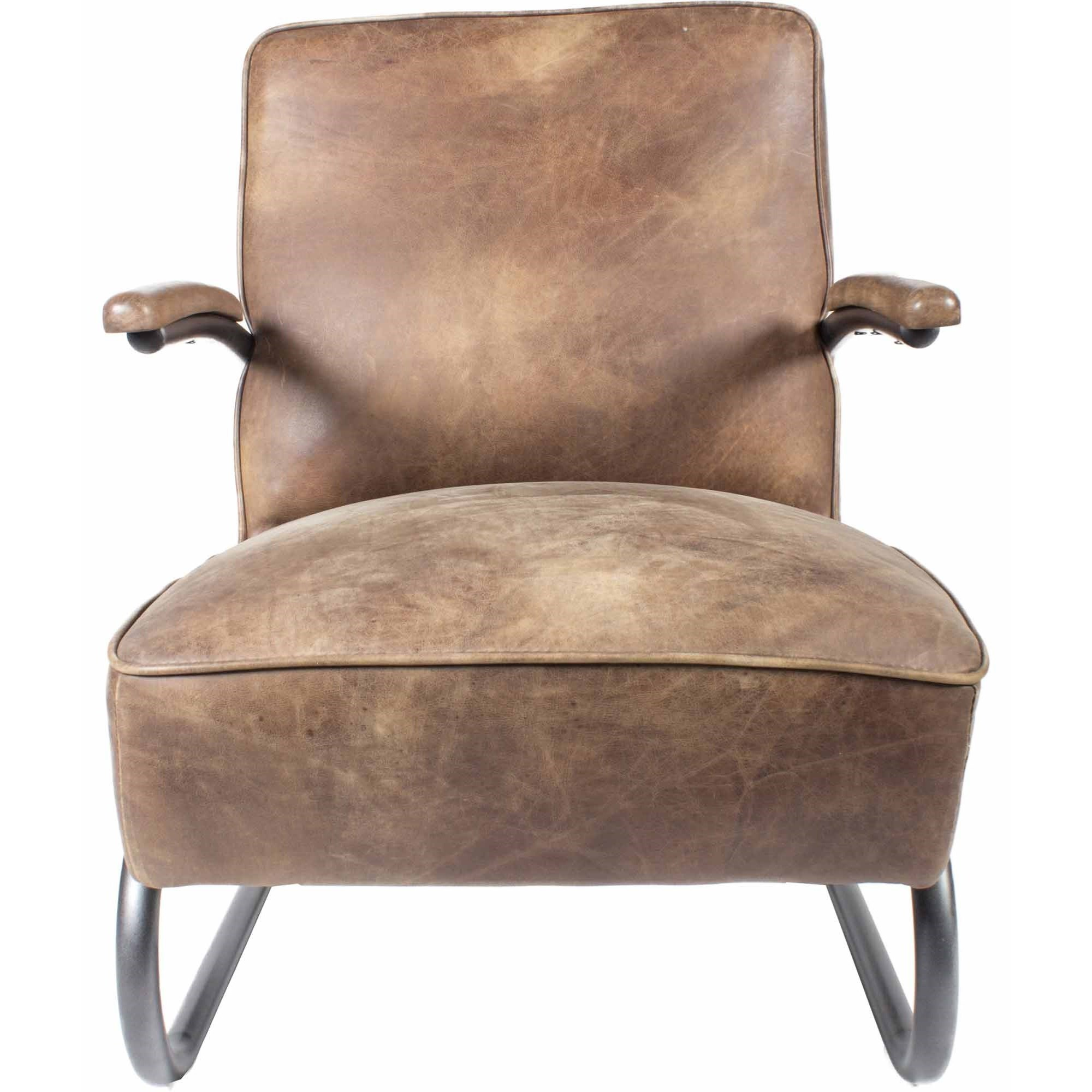 Perth Club Chair by Moe's Home Collection at Stoney Creek Furniture