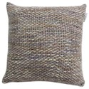 Moe's Home Collection Pillows and Throws Judy Feather Cushion 20X20 - Item Number: OX-1016-10