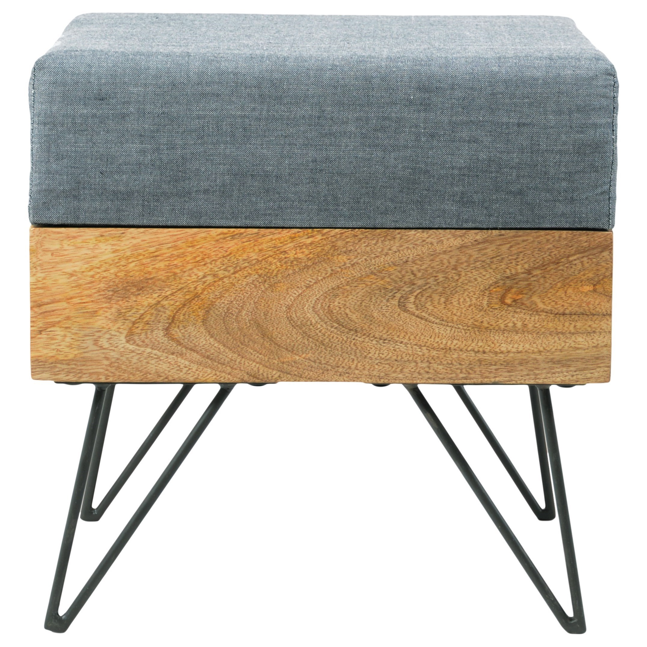 Pouf Ottoman by Moe's Home Collection at Stoney Creek Furniture