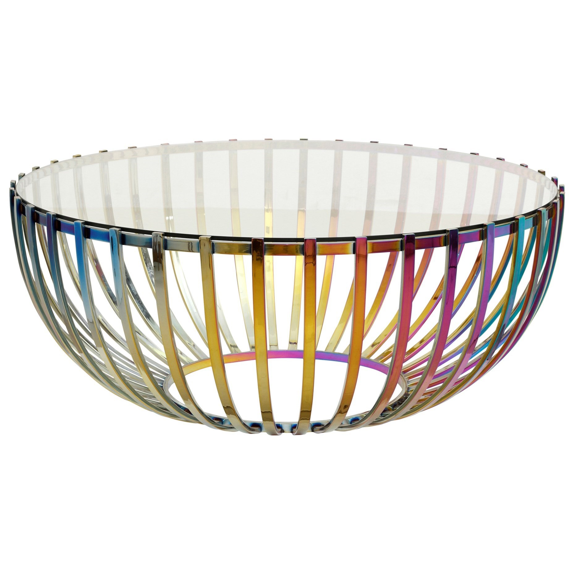 Prism Coffee Table by Moe's Home Collection at Stoney Creek Furniture