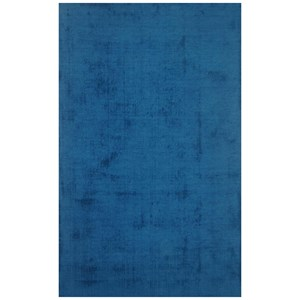 Moe's Home Collection Rugs Jitterbug Rug 5X8 Snorkel Blue
