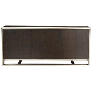 Dark Brown Sideboard