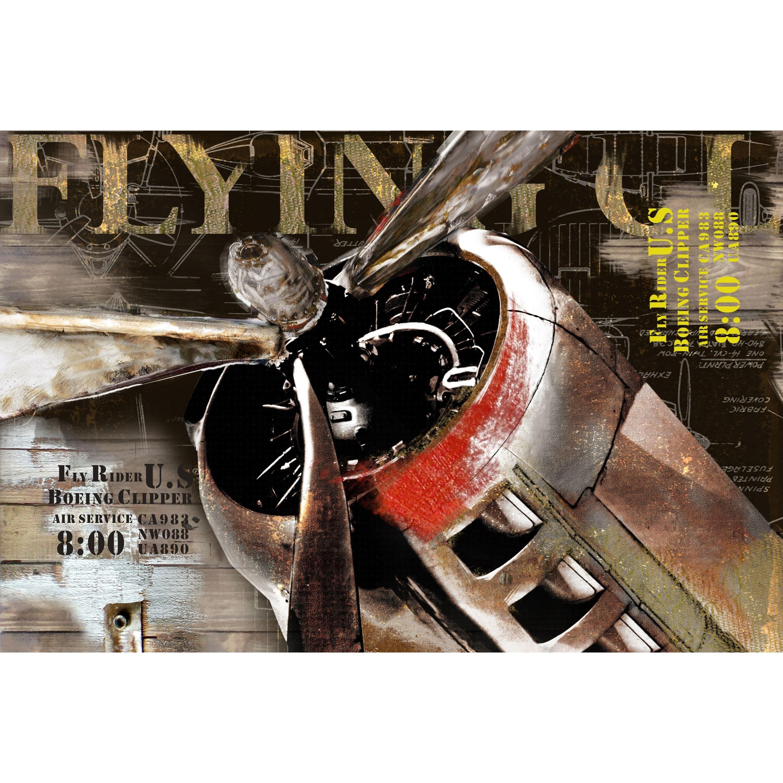 Flight Wall Décor