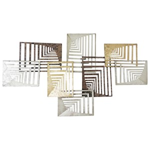 Jin Metal Wall Décor