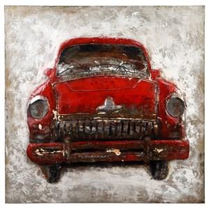 Moe's Home Collection Wall Décor Vintage Auto Wall Décor