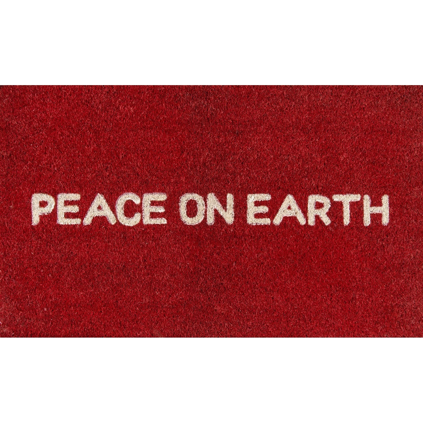 "Peace On Earth 1'6"" x 2'6"" Rug"