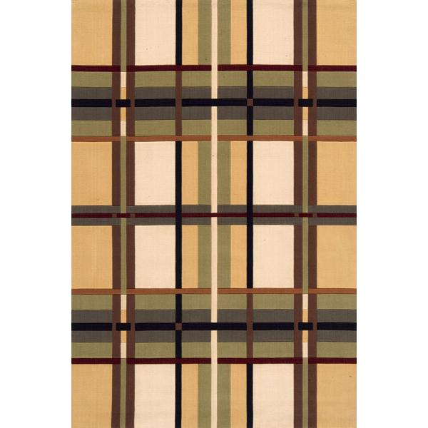 Momeni Eclectic III 5 x 8 Area Rug : Multi - Item Number: 951119037