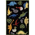 Momeni Lil Mo Whimsy 4' x 6' Rug - Item Number: 930382127