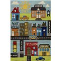 Momeni Lil Mo Whimsy 4' x 6' Rug - Item Number: 122999751