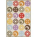 Momeni Lil Mo Whimsy 4' x 6' Rug - Item Number: 367009242