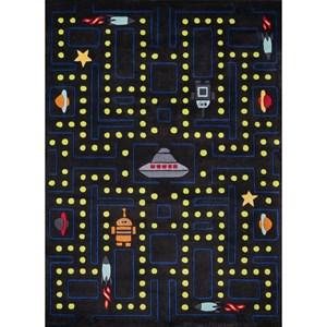 Arcade 8' X 10' Rug - Arcade Black