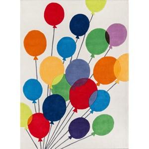 Balloons 8' X 10' Rug - Multi Balloons