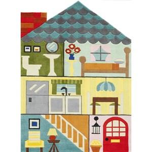 Home Sweet Home 4' x 6' Rug