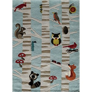 Nature 4' x 6' Rug