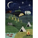 Momeni Lil Mo Whimsey Camping 4' x 6' Rug - Item Number: 32305