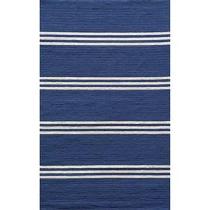 Blue Veranda 5' x 8' Rug