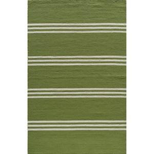 Lime Veranda 4' x 6' Rug