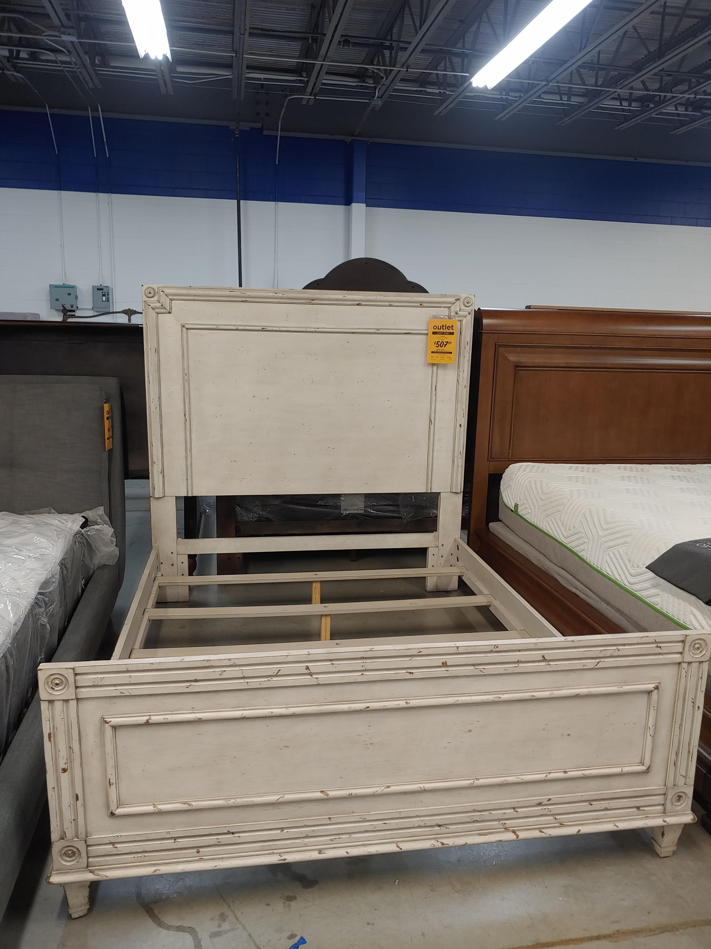 Last One Bed Last One! Queen Bed! at Morris Home