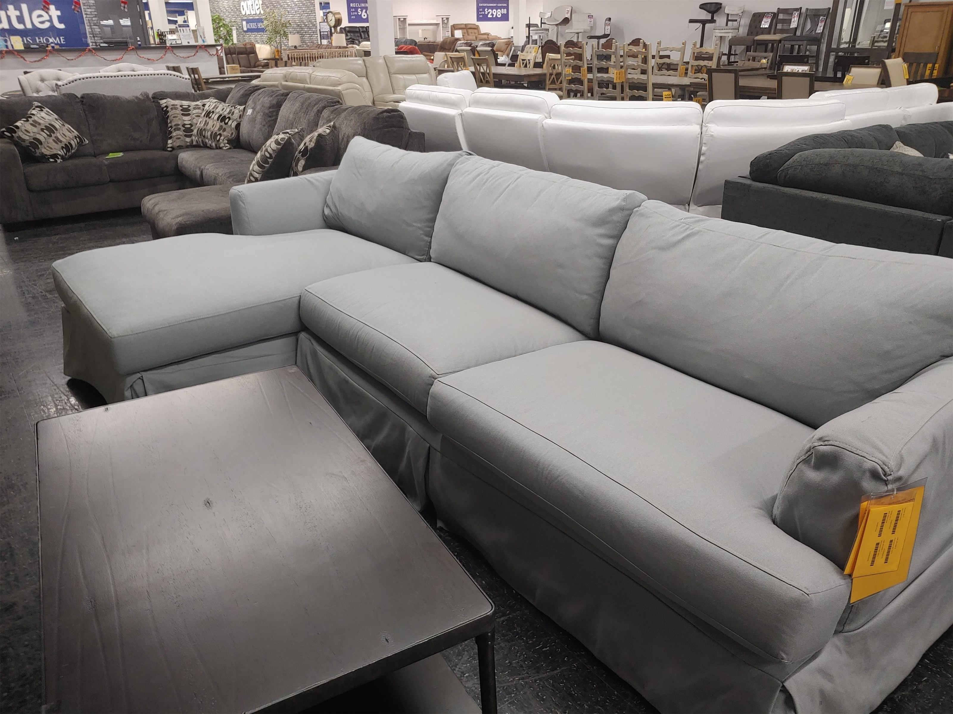 Sectional Last One! Sectional Sofa! at Morris Home