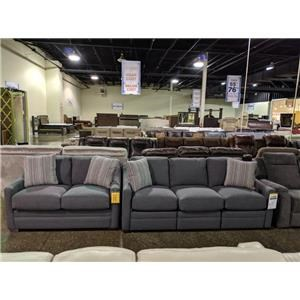Last One! Power Sofa and Loveseat Set