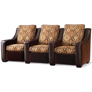 MotionCraft by Sherrill Home Theater Seating 305 Series Home Theater Seating