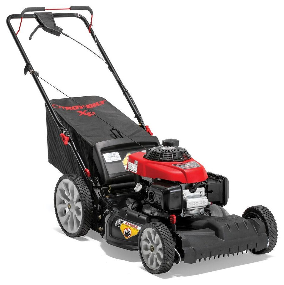 Mowers 21in Self Propelled Mower by MTD Products at Furniture Fair - North Carolina