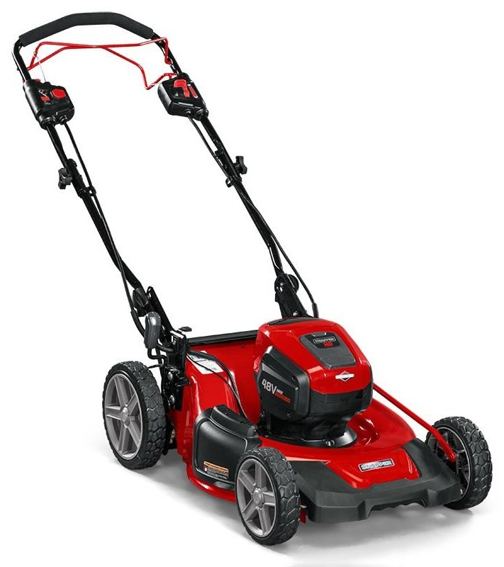 Electric Self Propelled Mower