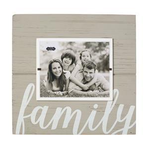 Mud Pie Frames Family Frame