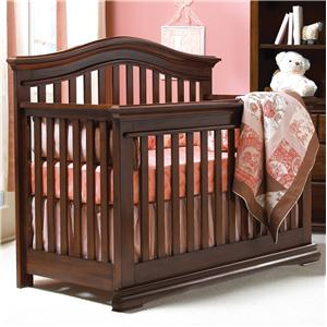 Muniré Furniture Lexington Lifetime Crib