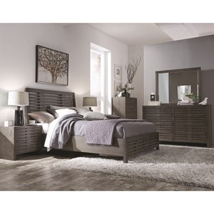 Najarian Belize Queen Bedroom Group
