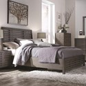 Najarian Belize Queen Bed - Item Number: BDBELHBSQ+RSQS+FBSQ