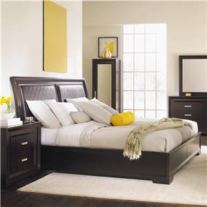 Najarian Brentwood Queen Bed