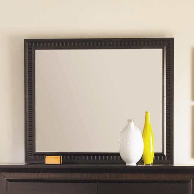 Najarian Brentwood Dresser Mirror - Item Number: BDBREMRM