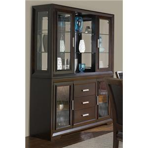 Najarian Brentwood Buffet with Display Hutch
