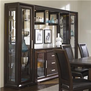 Najarian Brentwood China Cabinet