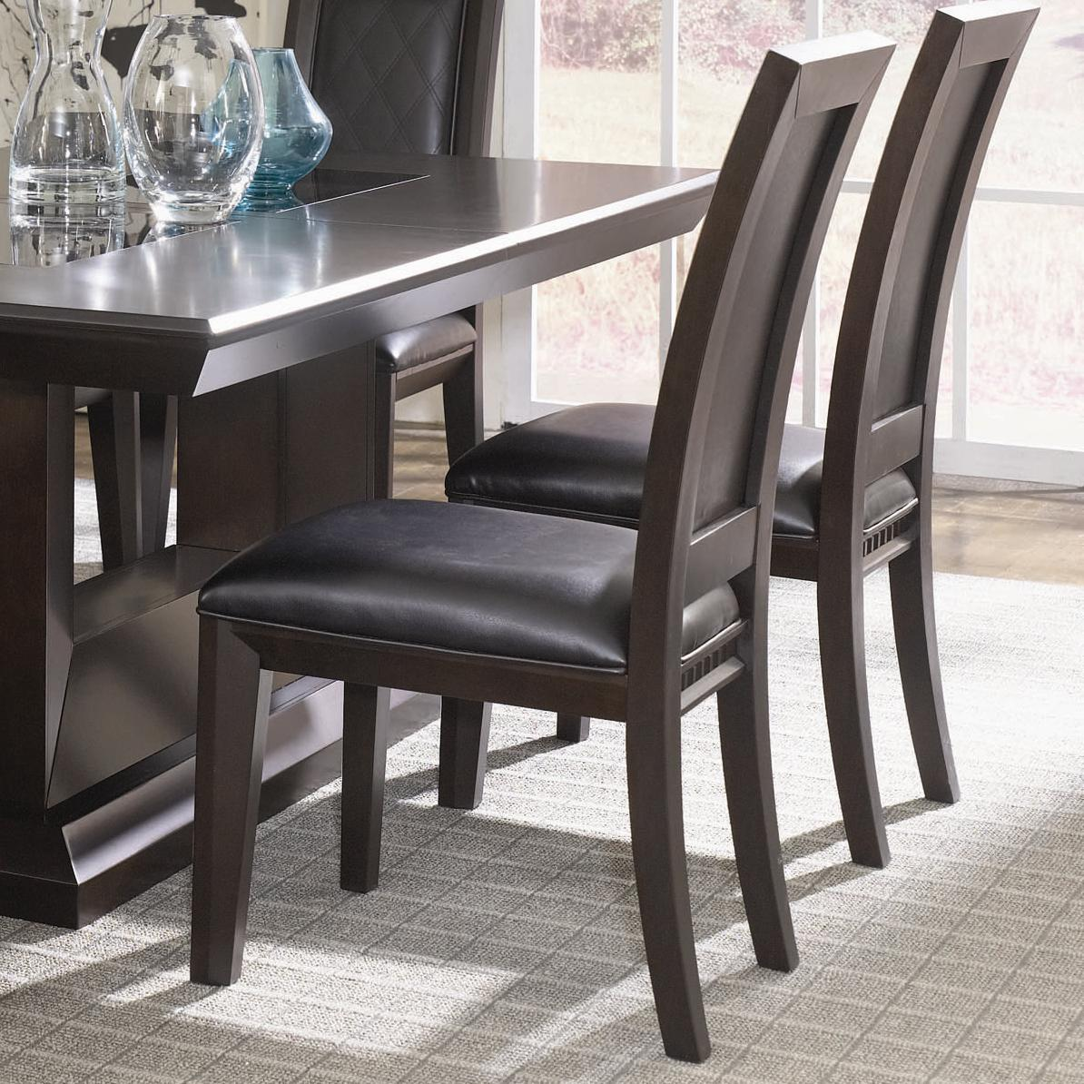 Najarian Brentwood Dining Side Chair - Item Number: CRBRESM