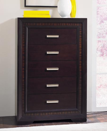 Najarian Brentwood Chest of Drawers - Item Number: CTBRECM