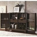 Najarian Cascade Bar Cabinet - Item Number: bar base