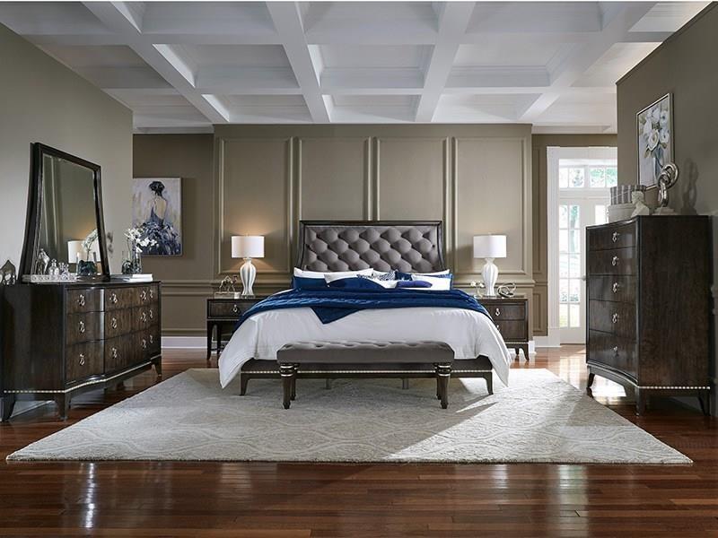 King 6 Piece Bedroom Group