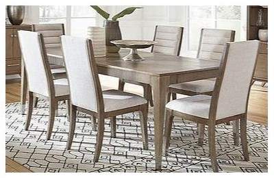 Felice Rectangular Dining Table by Najarian at Stoney Creek Furniture