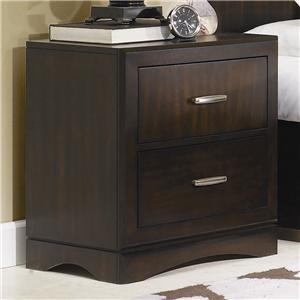 Najarian Key West Nightstand