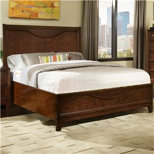 Najarian Melrose  Queen Platform Bed