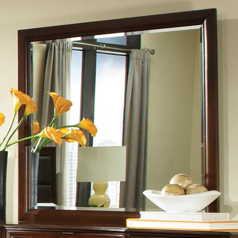 Najarian Melrose  Mirror - Item Number: BDMELMRC