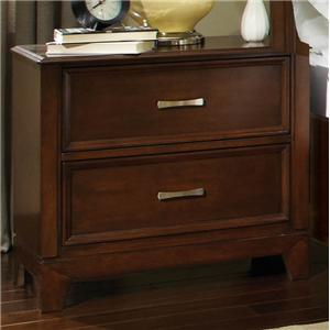 Najarian Melrose  Night Stand