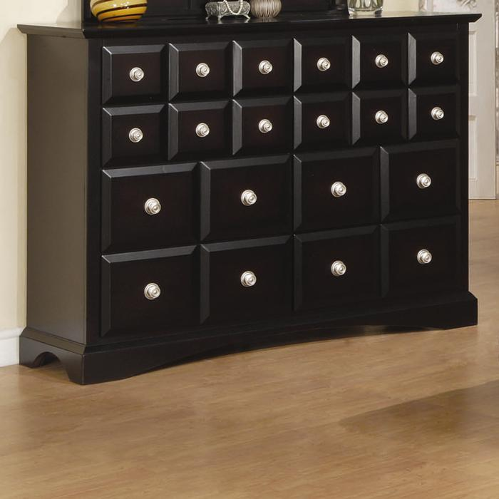 Najarian Palazzo Dresser - Item Number: Dresser