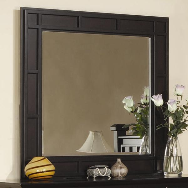 Najarian Palazzo Dresser Mirror - Item Number: Mirror