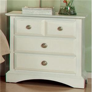 Najarian Palazzo Youth Bedroom Nightstand